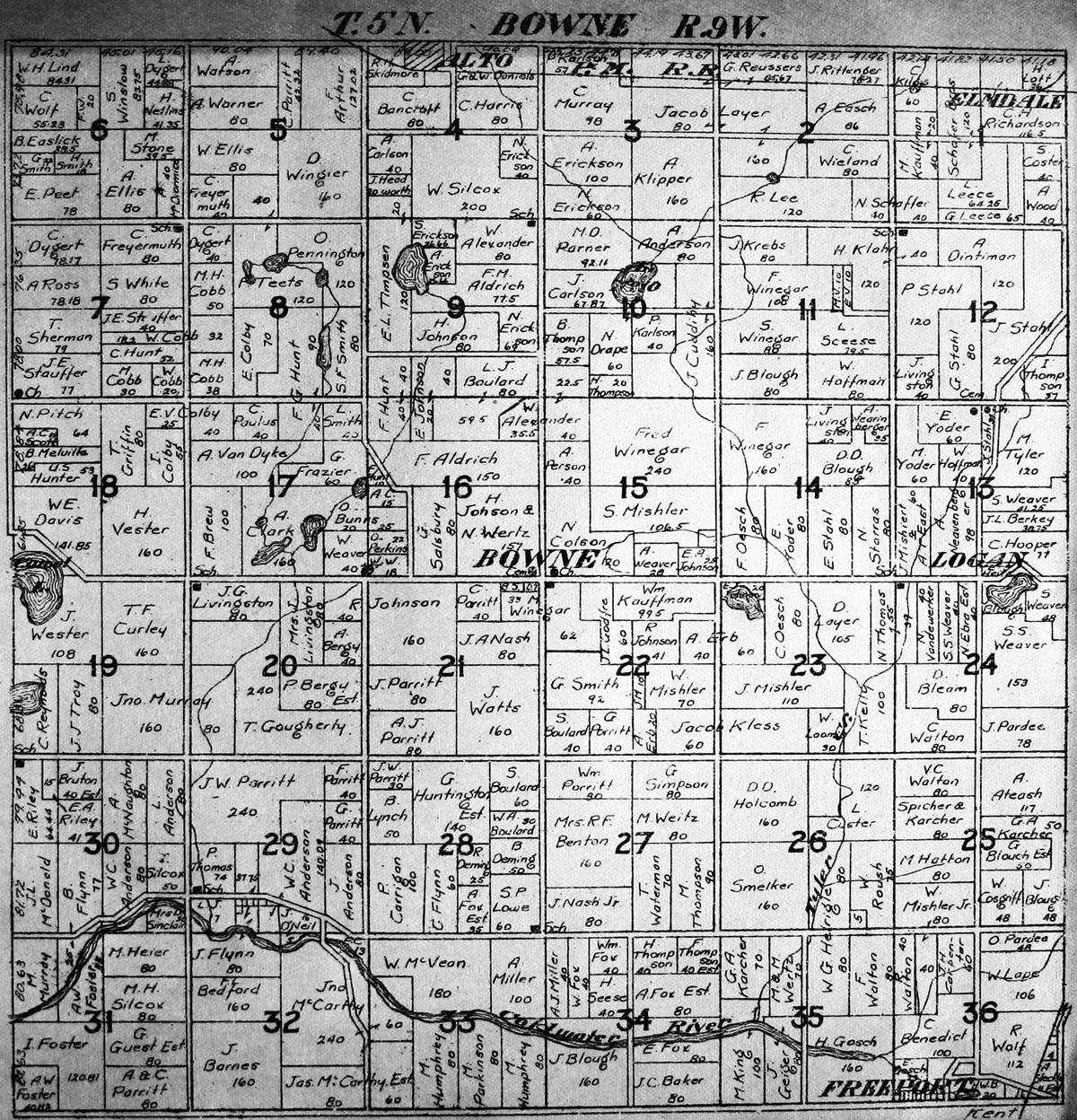 Plat Maps in Bowne Twp., Kent Co., Michigan Kent County Plat Map on kent county land, michigan county and township map, crawford county mo map, kent county street map, kent county michigan map, ottawa county street map, kent county gis map, kent county plat book, kent county plot map, kent county road map, new kent county va map, kent county line map, kent county parcel search, kent county parcel map, mn county map, grand rapids michigan county map, kent county property map, kent county flood map, kent county topographic map, north carolina county map,